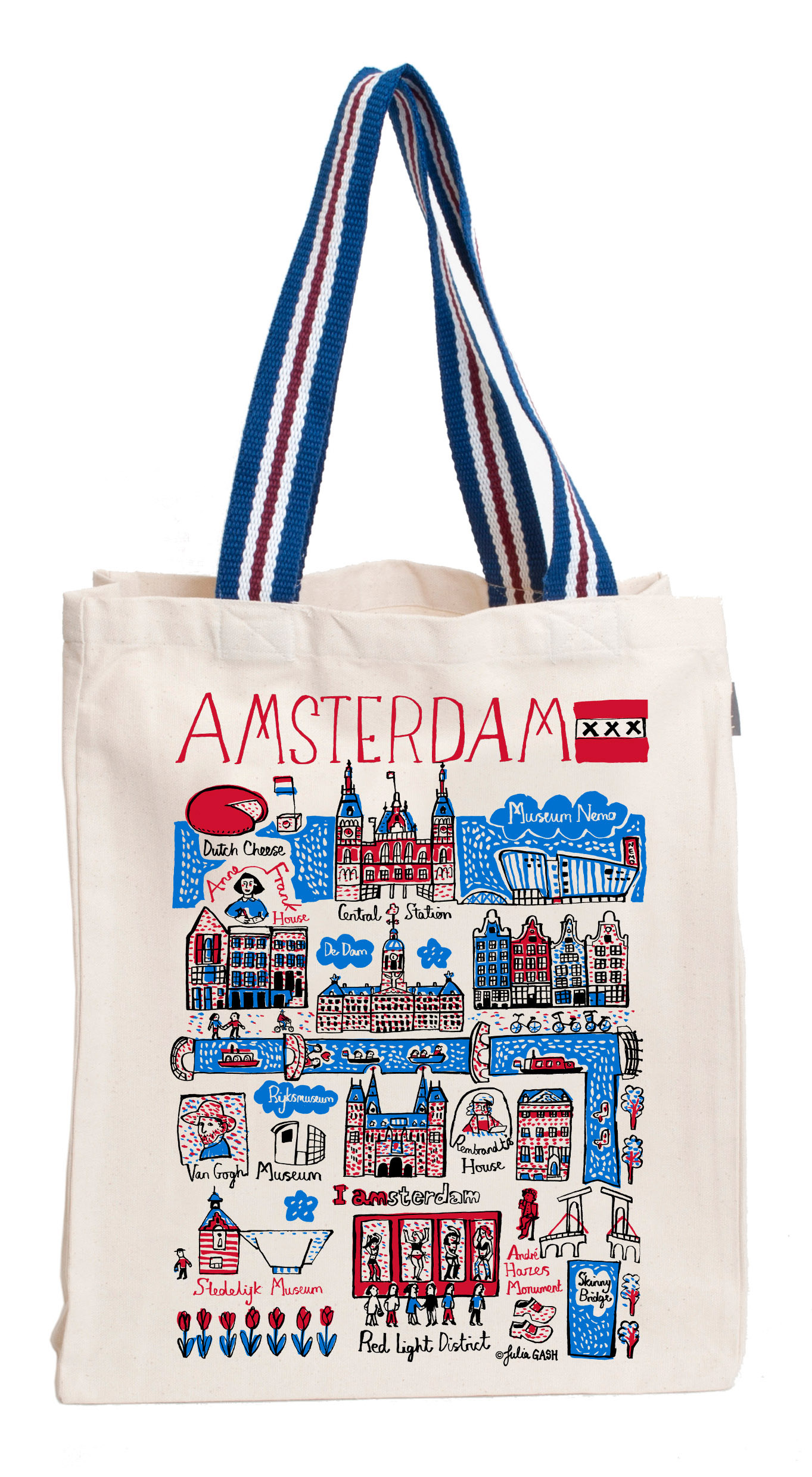 Tote bag large A'dam