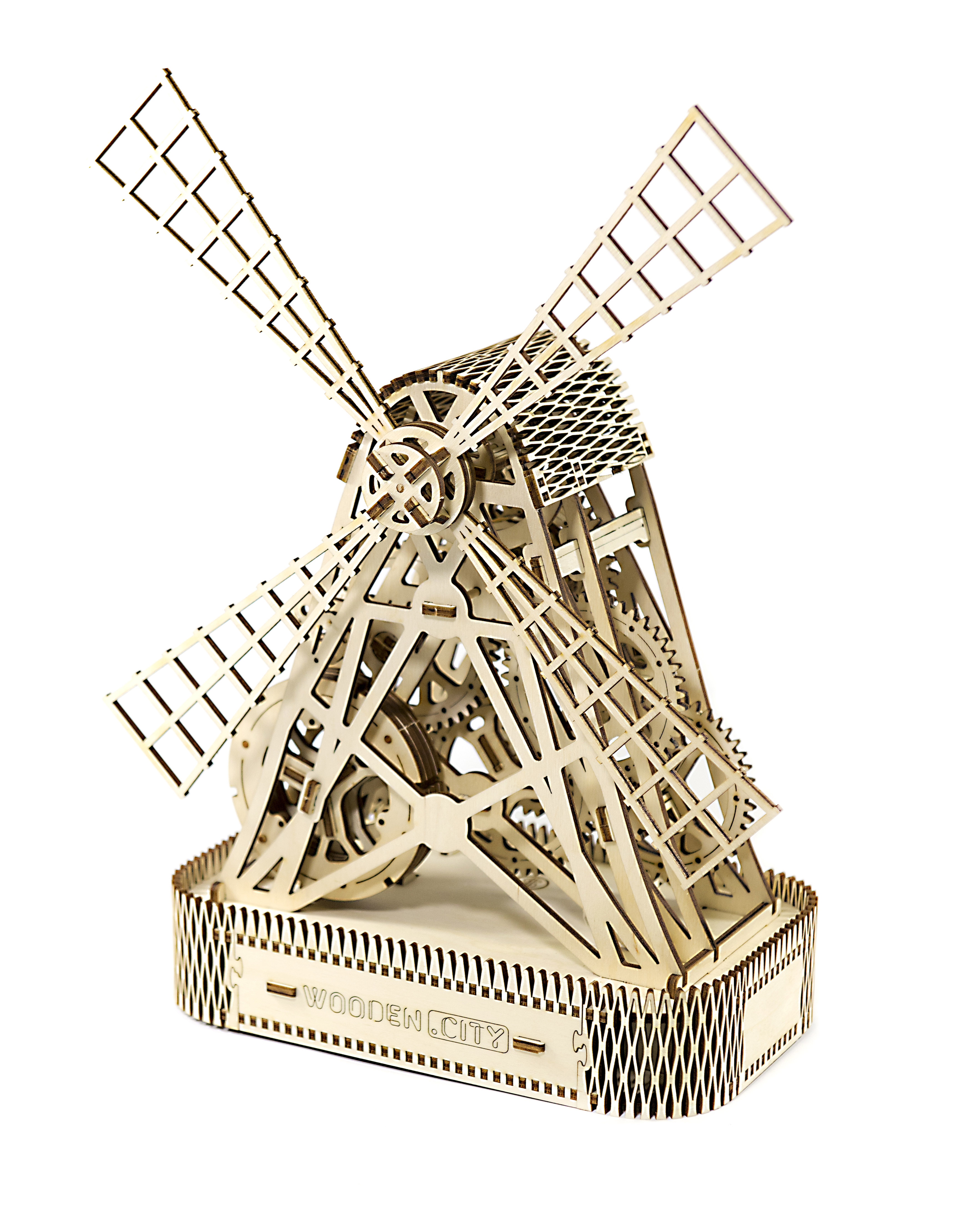 Mill 3D puzzle