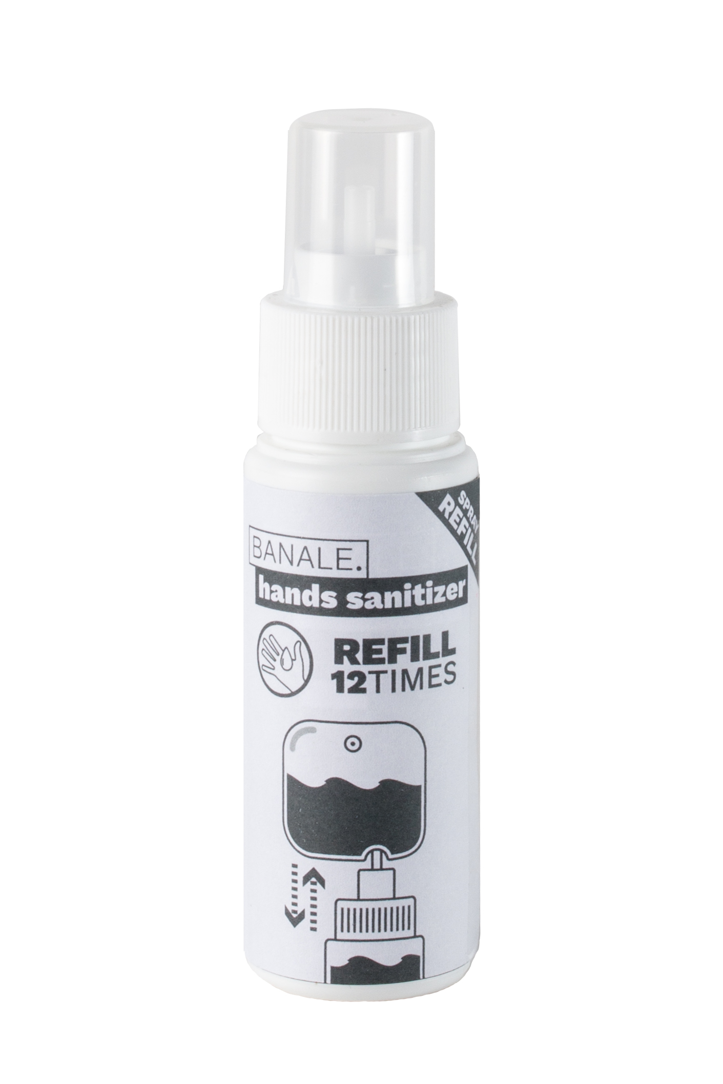 hands sanitizer refill