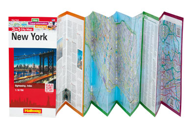 City maps 3 in 1