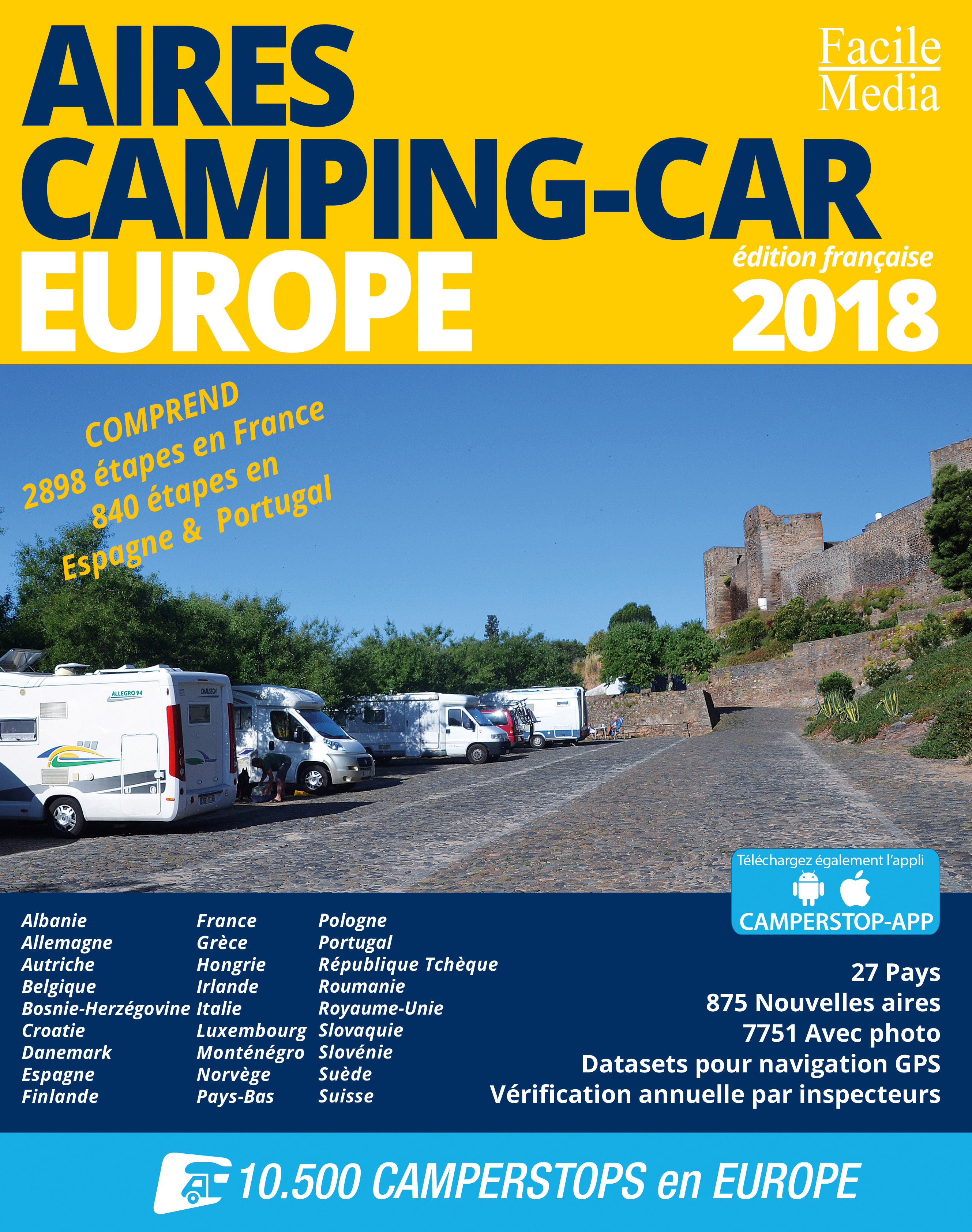 Aires Camping Car 2018