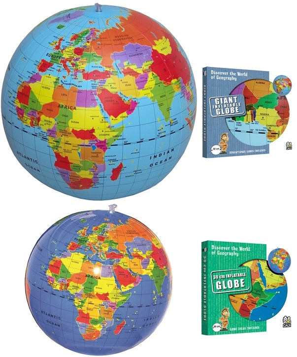 Caly Toys Globes 30-50